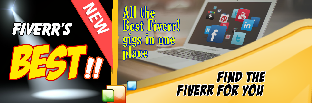 Top 50 Fiverr Gigs for Professional Marketers