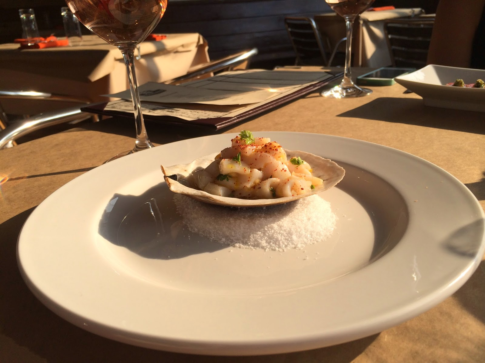 Packing House - Chicago - Scallop Ceviche