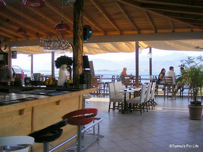 Cafe Park Teras, Fethiye