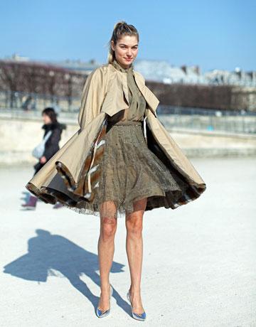 My Fashion Tricks Street Style Trench Coats