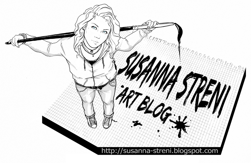 Susanna Streni ART::BLOG