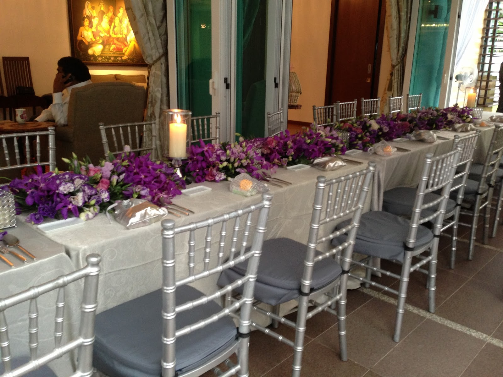 Khareyan Events Private Dinner Party