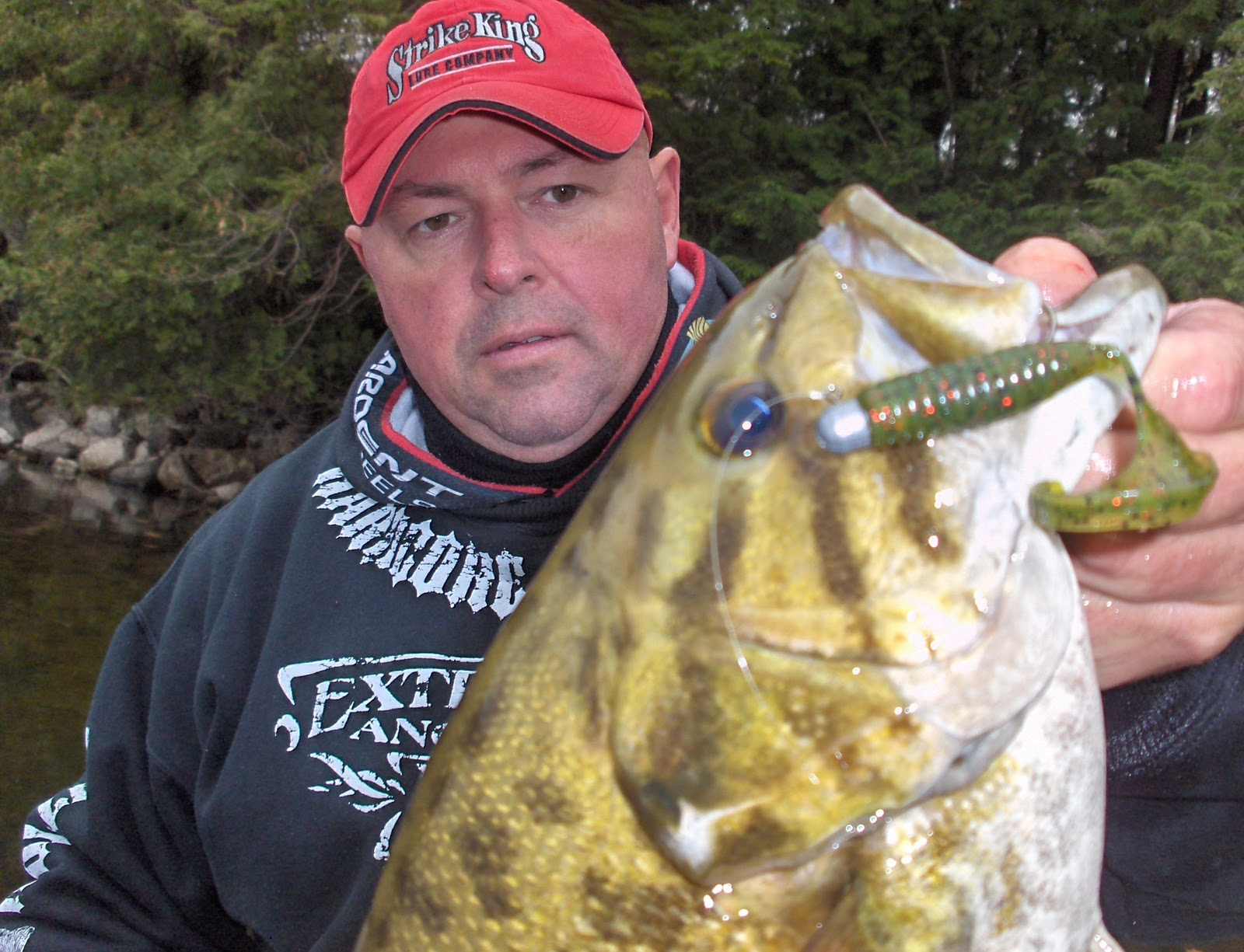 Best Bass Lures For The Winter Months Pics
