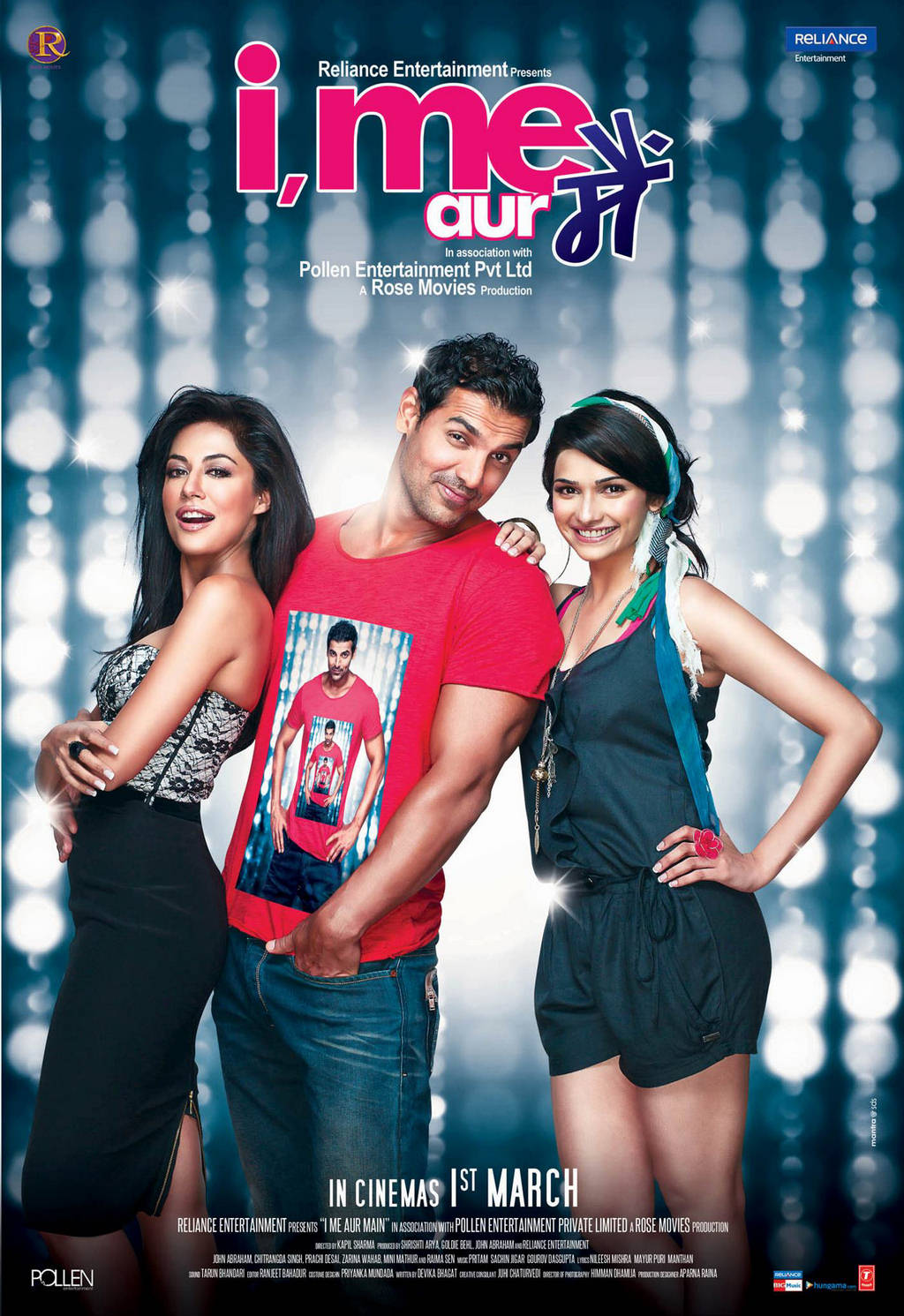 romance drama film directed by debutant Kapil Sharma. The film