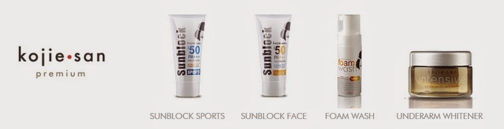 Cara mencerahkan kulit dengan Kojiesan Premium