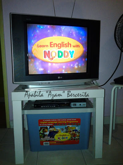 Noddy learn english