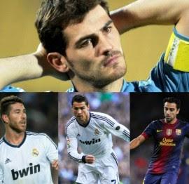 Casillas reveló sus votos para el Balón de Oro