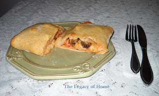 calzone Homemade Mini Calzones