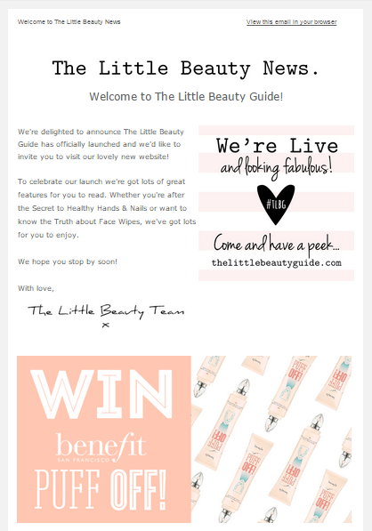 The Little Beauty News