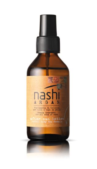 nashi argan After Sun lotion