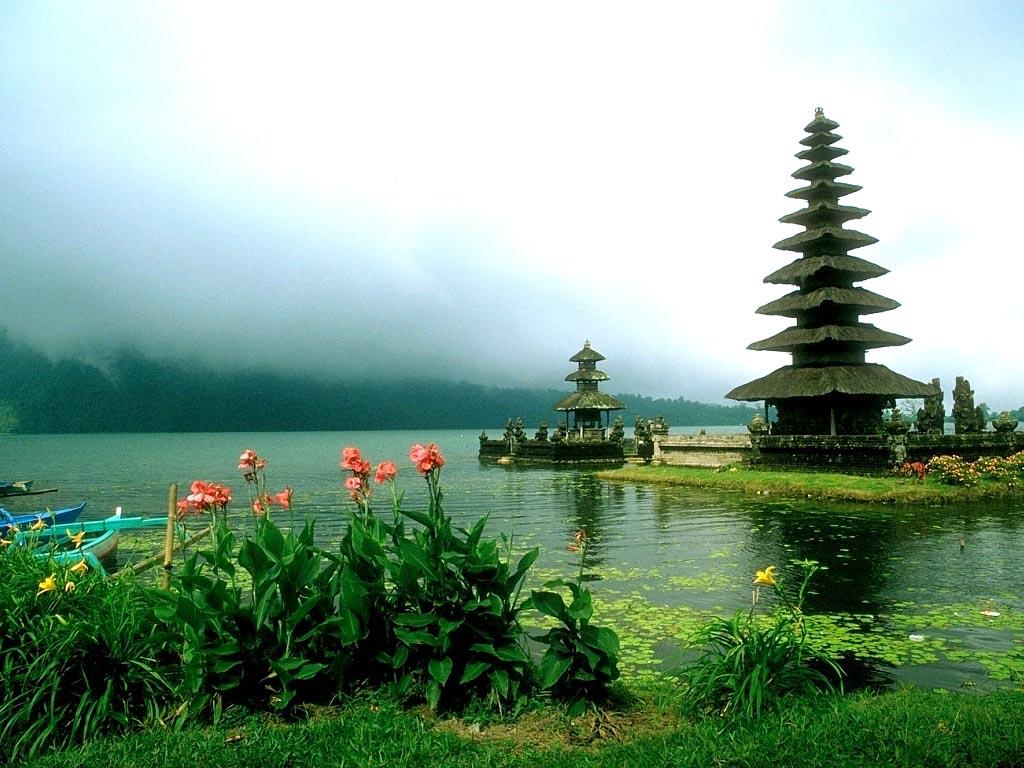 Bali Most Beautiful Island Indonesia World