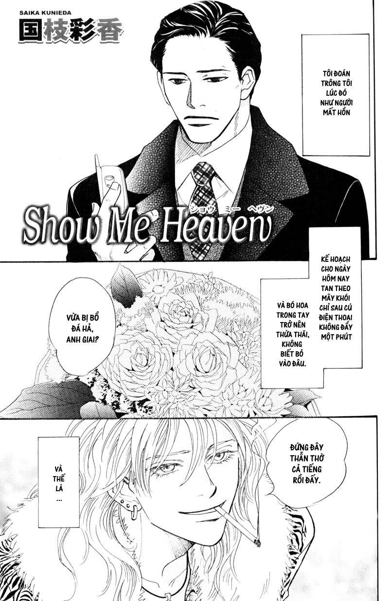 Hình ảnh  in Cho Anh Thấy Thiên đường - Show Me Heaven