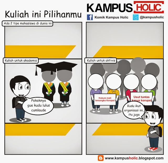#906 Kuliah ini Pilihanmu