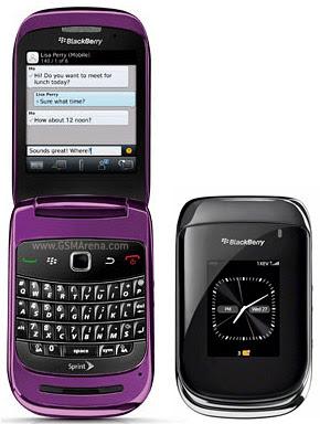 BlackBerry Style 9670 CDMA Pertama Spesifikasi Harga 2011