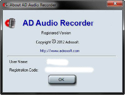 AD Sound Recorder 5.4.2 Full Serial 3