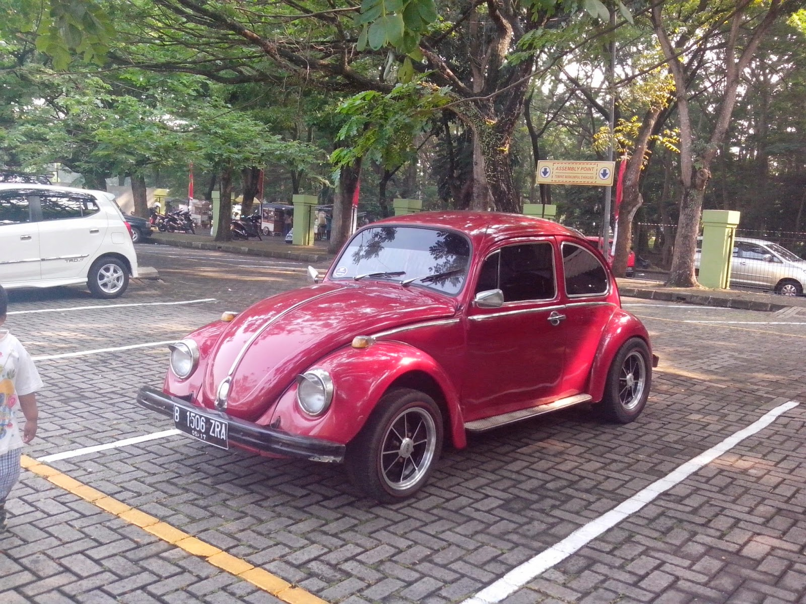 HARGA MOBIL SECOND: Classic Beetle - Old Car never Dies