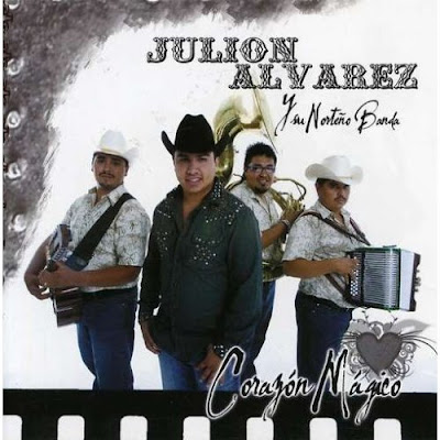 Julion Alvarez - Corazón Mágico (Disco / Album 2008)