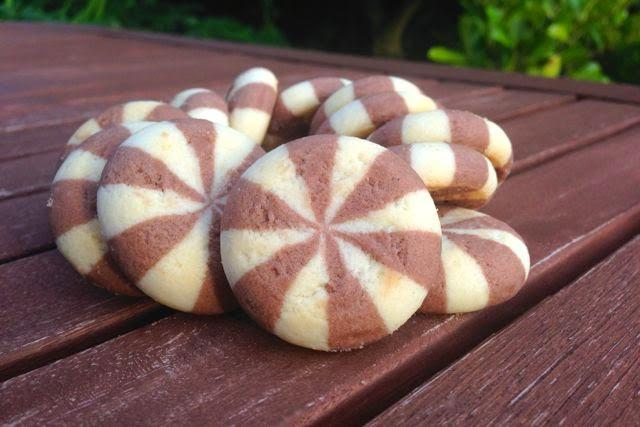 Eti - Tutku - Vegan Mosaic Biscuits