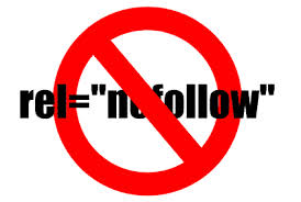 make blogger labels nofollow