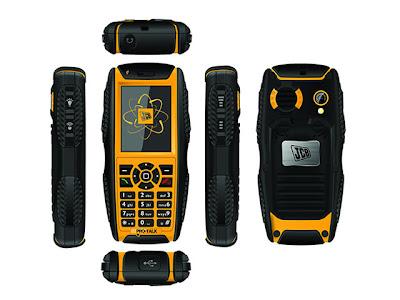 JCB Toughphone Pro-Talk