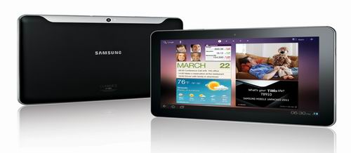 Samsung Galaxy Tab - Make Your PC Slim