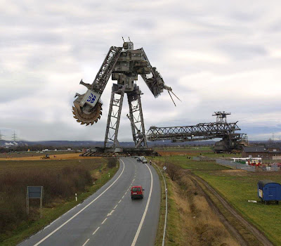 biggest machine