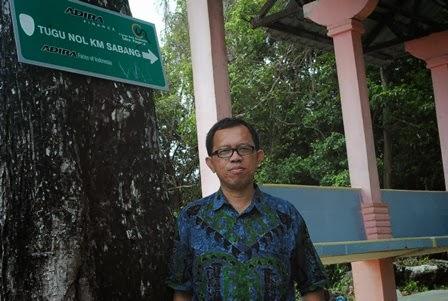 Tugu Nol KM, Sabang, Aceh, 2012