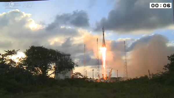 Inilah yang Kita Lihat Jika Naik Roket ke Antariksa