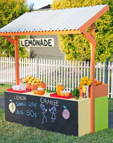 Lemonade on pinterest lemonade stands pink lemonade and for Build a lemonade stand