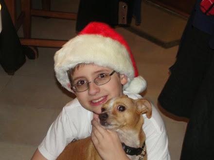 Santa and Disco
