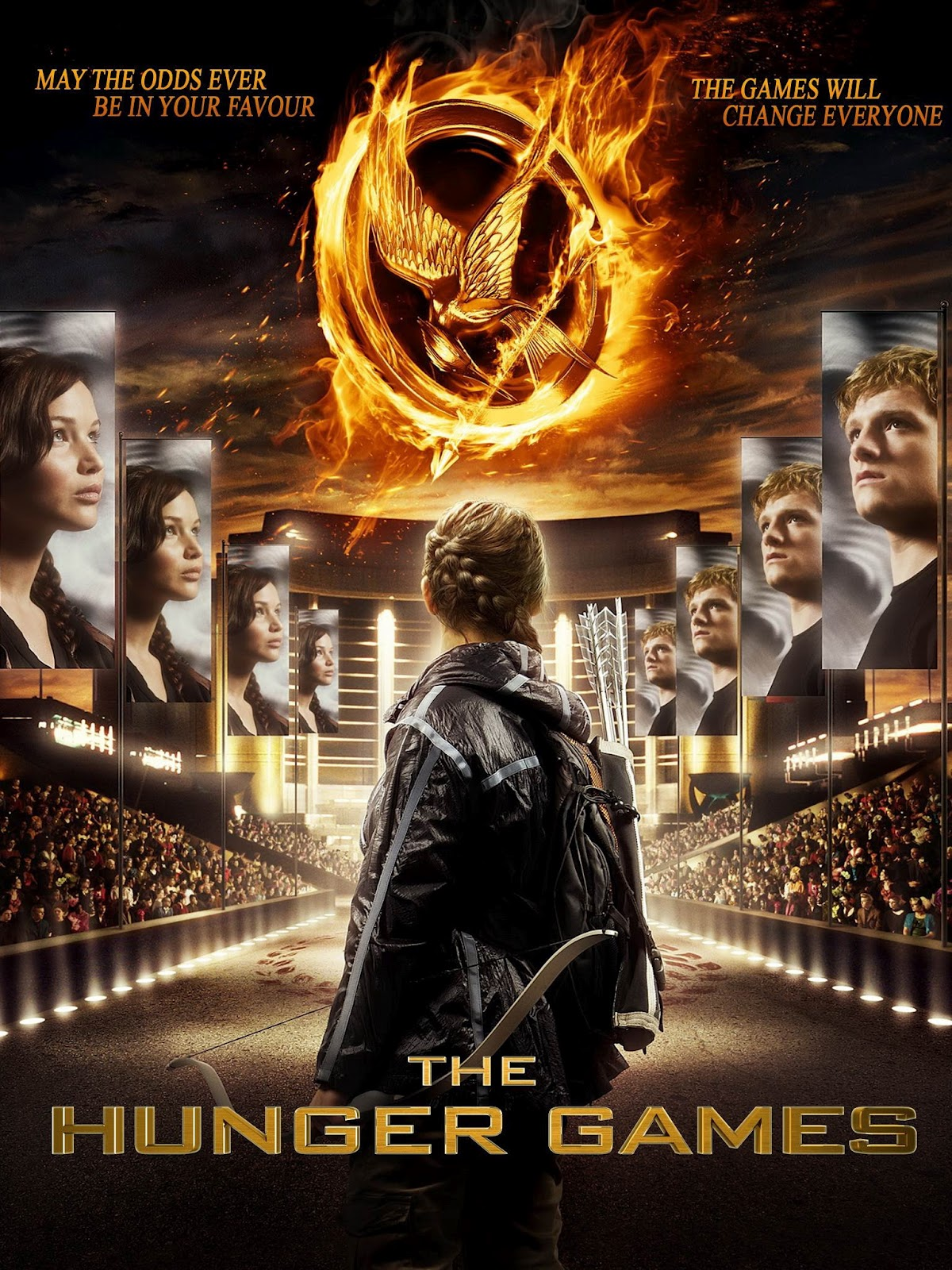 movie review for the hunger games This third installment in the hunger games series of films has moved on to bigger and badder things, beyond the arena and into the stark realities of living in panem.