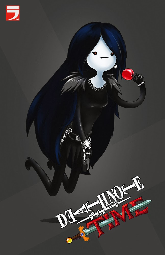 Marceline Shinigami :3