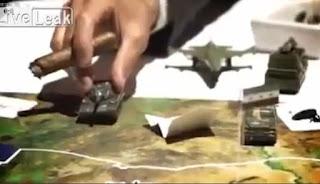 ΕΝΤΥΠΩΣΙΑΚΟ ΒΙΝΤΕΟ - Η αλητεία στη Συρία μέσα από ένα βρώμικο παιχνίδι πόκερ ώσπου...