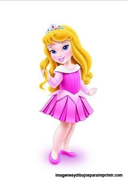 princesa aurora bebe para imprimir princesas disney bebes para imprimir