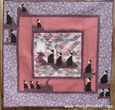 Path of Faith Quilt