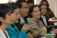 Rueda de Prensa se celebro con éxito en Quito