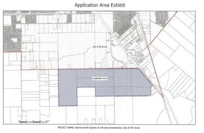 Expansion of Elk Grove Boundaries, Take Two