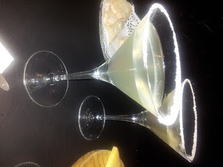 Margaritas at El Pirata Tapas Bar & Restaurant, Down Street, Mayfair