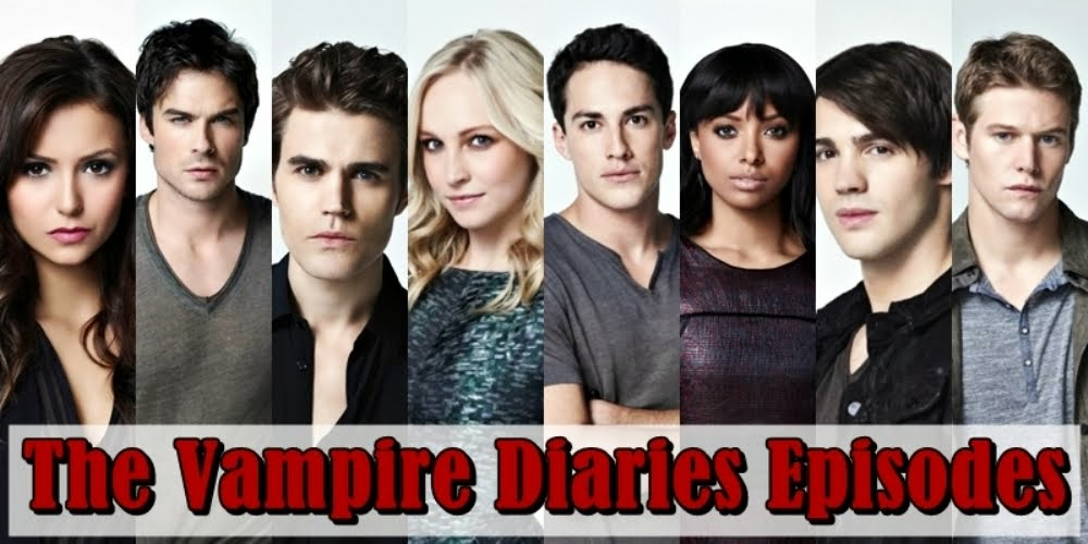 The Vampire Diaries Episodes