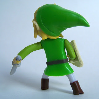 Wind waker link action figure