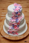 3tier Wedding Cake