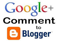 Dua Google plus comment vao website, blogger