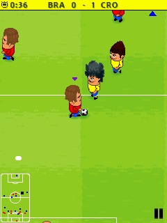 Super Pocket Football 2015,download free mobile games