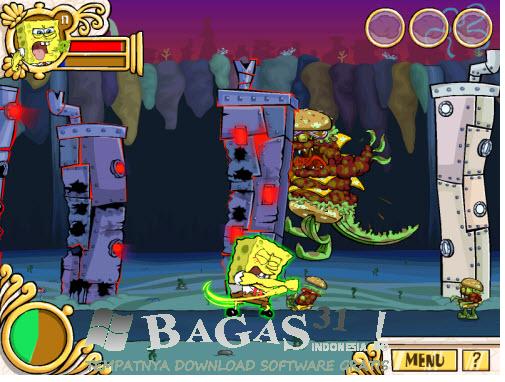Spongebob   And The Clash Of Triton 3