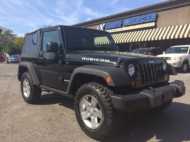 2011 Jeep Wrangler for sale in Pensacola