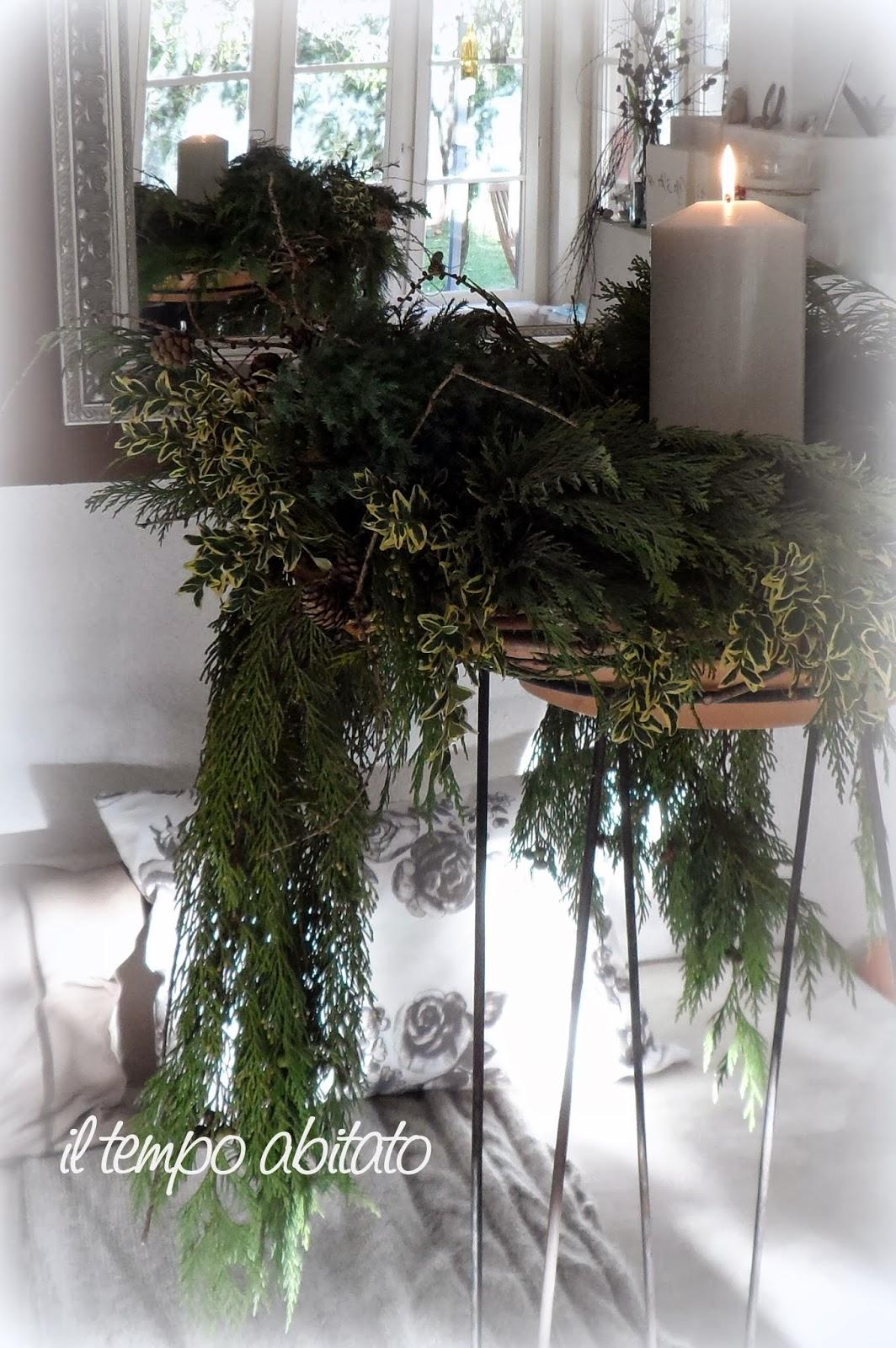 il tempo abitato wie schm ckt man einen weihnachtsbaum. Black Bedroom Furniture Sets. Home Design Ideas