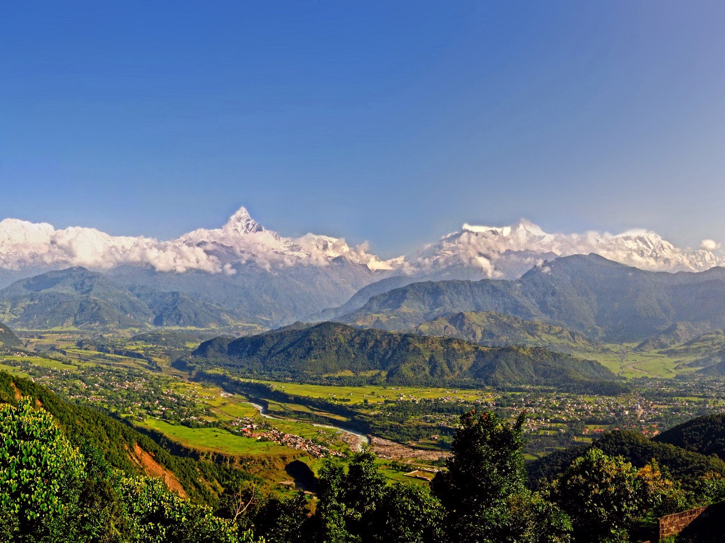 Pokhara Valley Sightseeing Tour
