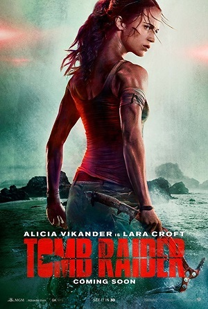 Tomb Raider - A Origem - Legendado Filmes Torrent Download capa