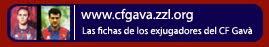 Exjugadores del CF Gavà