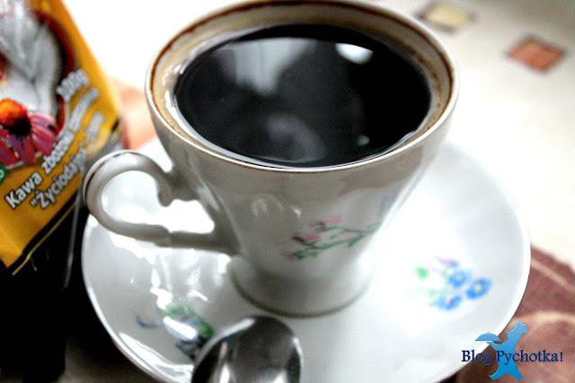Kawa zbożowa Galca życiodajna z Echinaceą